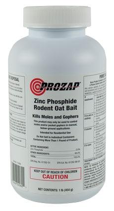 Prozap® Zinc Phosphide Rodent Oat Bait